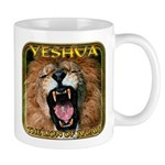 Yeshua, The Lion Of Judah Mug