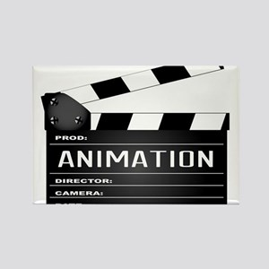 Animation Clapperboard Magnets