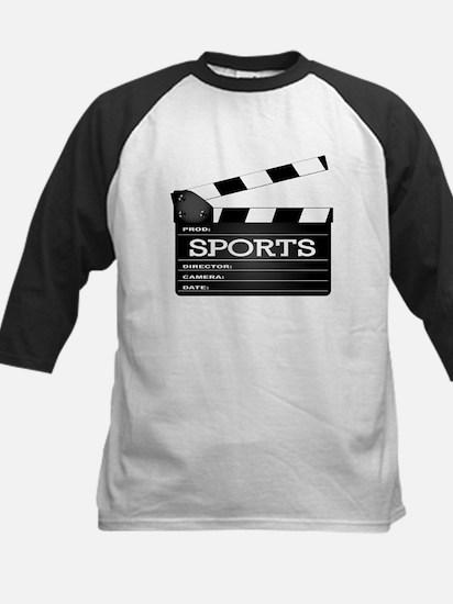 Sports Clapperboard Baseball Jersey