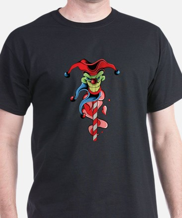 Joker on a Stick T-Shirt