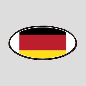 German Flag Patch