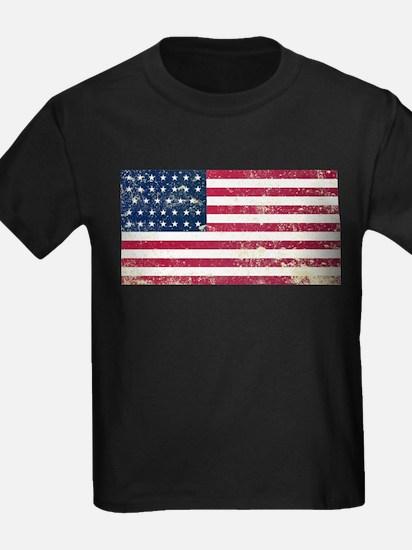 Union Civil War Flag T-Shirt