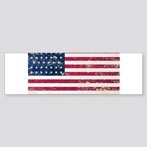 Union Civil War Flag Bumper Sticker