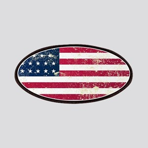 Union Civil War Flag Patch