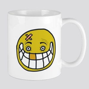 Bizarre Smile Mugs