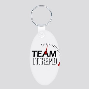 Team Intrepid Logo Keychains