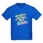 Old School Hip-Hop Kids Dark T-Shirt