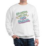 Old School Hip-Hop Sweatshirt