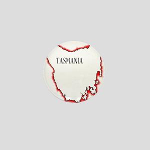 Tasmania Mini Button