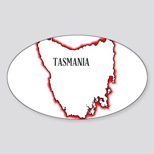 Tasmania Sticker