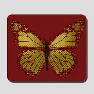 Chinese Monarch Mousepad