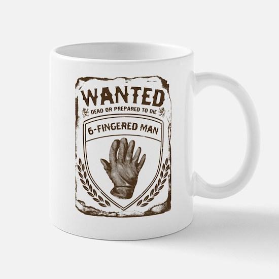 Six Fingered Man Princess Bride Mug Mugs