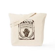 Six Fingered Man Princess Bride Tote Bag