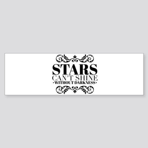 Stars Bumper Sticker