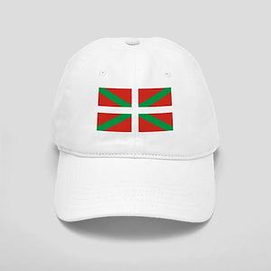 Euskadi Flag - Basque Country - Ikurrin Cap