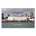 Joe Louis Arena (2) Sticker