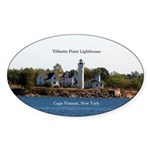 Tibbetts Point Lighthouse Sticker