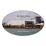 Joe Louis Arena Sticker