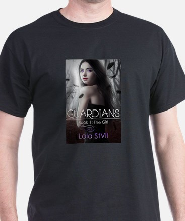 Guardians: The Girl (Book cover # 1) T-Shirt