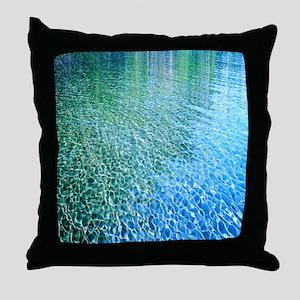 Kee Lagoon Kauai Throw Pillow