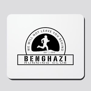 Benghazi Running Club Mousepad