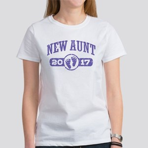 New Aunt 2017 Women's T-Shirt