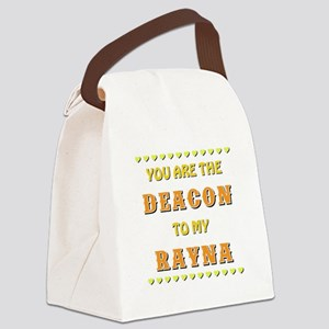 DEACON to RAYNA Canvas Lunch Bag