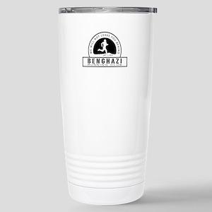 Benghazi Running Club Stainless Steel Travel Mug