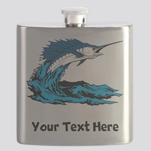 Swordfish (Custom) Flask