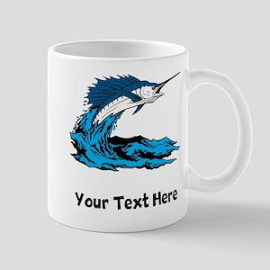 Swordfish (Custom) Mugs