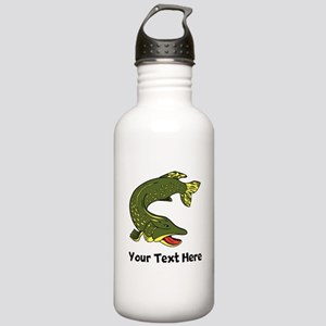Northern Pike (Custom) Water Bottle