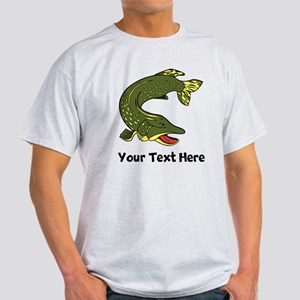 Northern Pike (Custom) T-Shirt