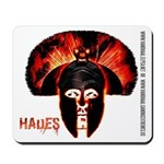 Hades, the god of the underworld mousemat