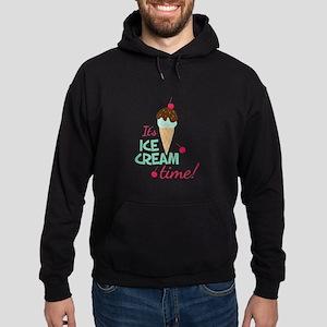 Ice Cream Time Hoodie