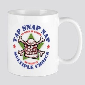 Tap Snap Nap Mug