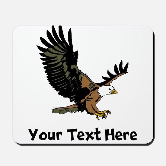 Bald Eagle (Custom) Mousepad