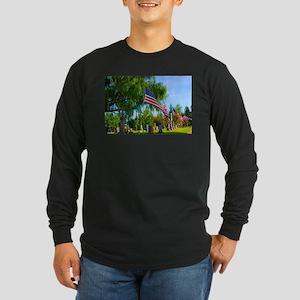 Monuments Long Sleeve T-Shirt
