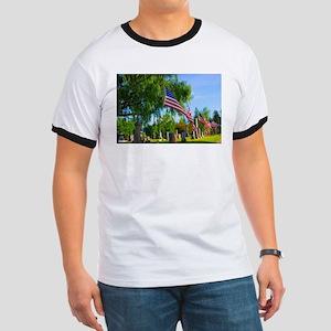 Monuments T-Shirt