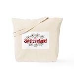 Swiss Edelweiss Tote Bag