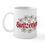 Swiss Edelweiss Mug