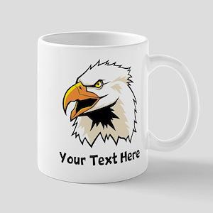 Bald Eagle Head (Custom) Mugs