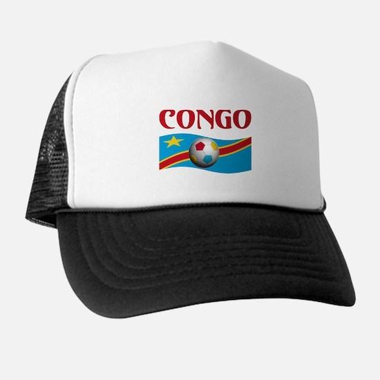TEAM DEMOCRATIC REPUBLIC OF T Trucker Hat