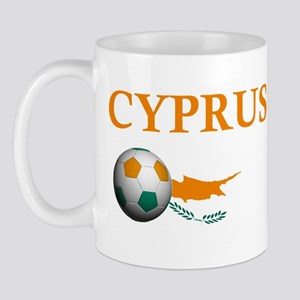 TEAM CYPRUS WORLD CUP Mug