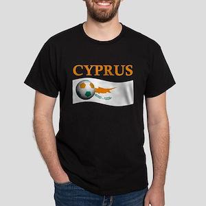 TEAM CYPRUS WORLD CUP Dark T-Shirt