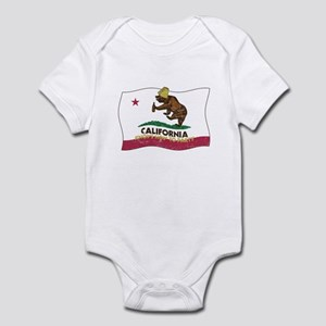 California Knows How to Party Infant Bodysuit