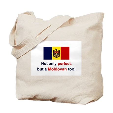Moldovan-Perfect Tote Bag