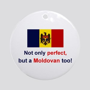 Moldovan-Perfect Keepsake Ornament