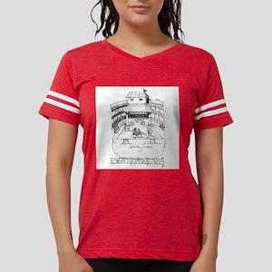 De Witt Drawing Ash Grey T-Shirt