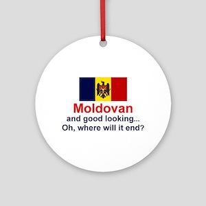 Moldovan-Good Lkg Keepsake Ornament
