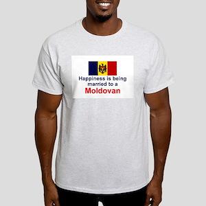 Moldovan-Married Light T-Shirt